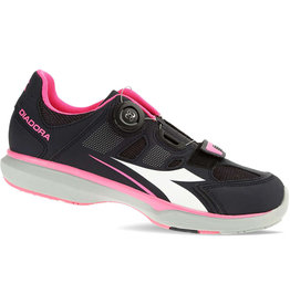 Diadora Shoes Diadora Gym F black/pink 2016 #36
