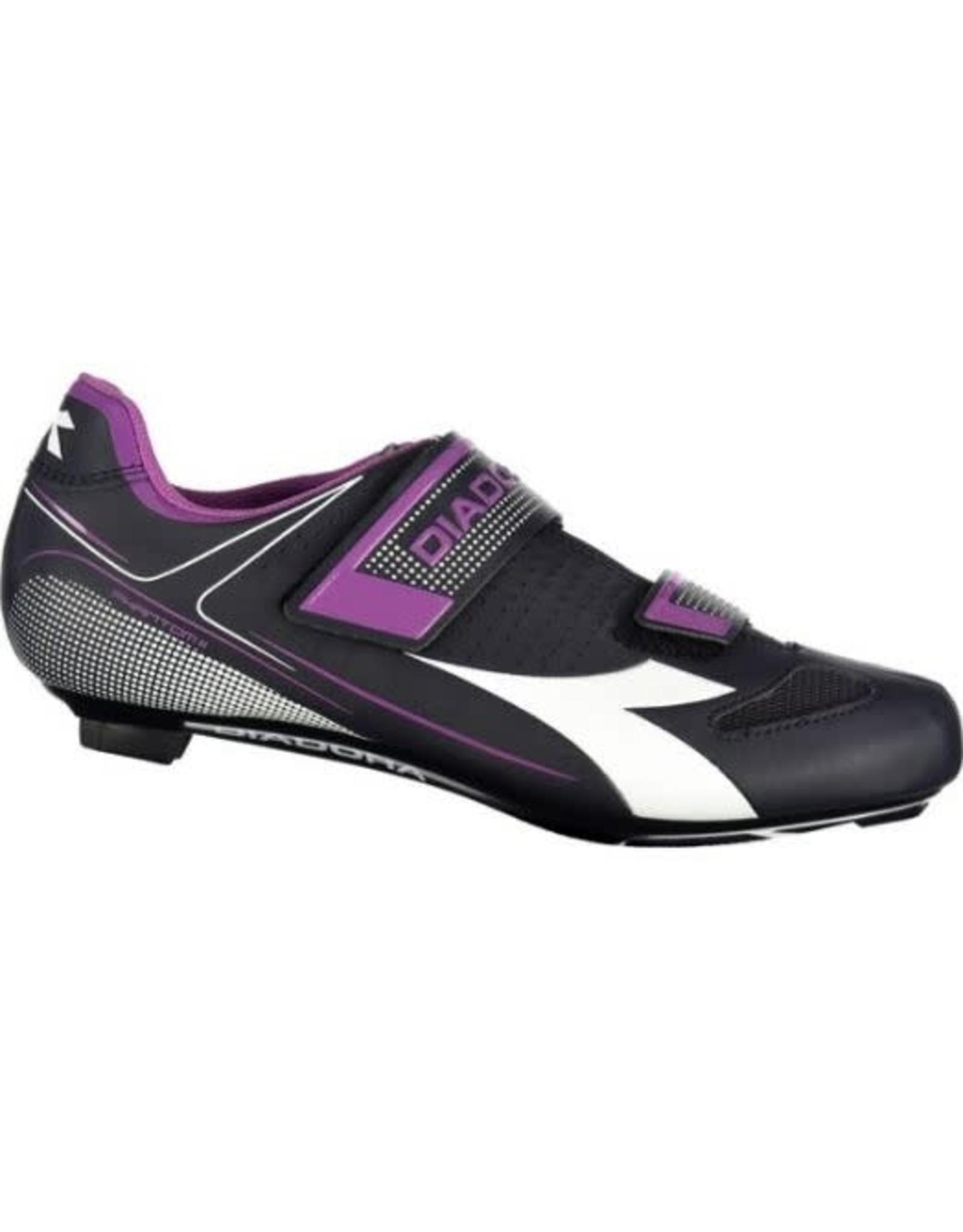 Diadora Shoes Diadora Phantom II F smoke purple/white #38