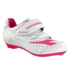 Diadora Souliers Diadora Sprinter2 blanc/rose #37