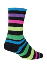 Sock Guy Bas Sock Guy Night Bright 6po S/M