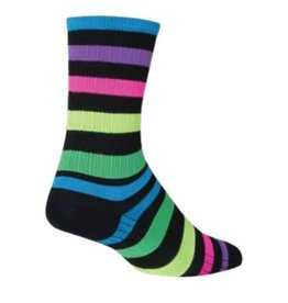 Sock Guy Bas Sock Guy Night Bright 6po S/M