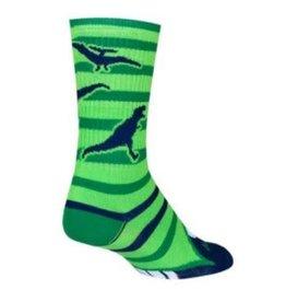 SockGuy Bas Sock Guy 6po Dinotopia vert L/XL