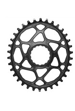 Absolute Black Chainring Absolute Black oval cinch boost Shim 12s