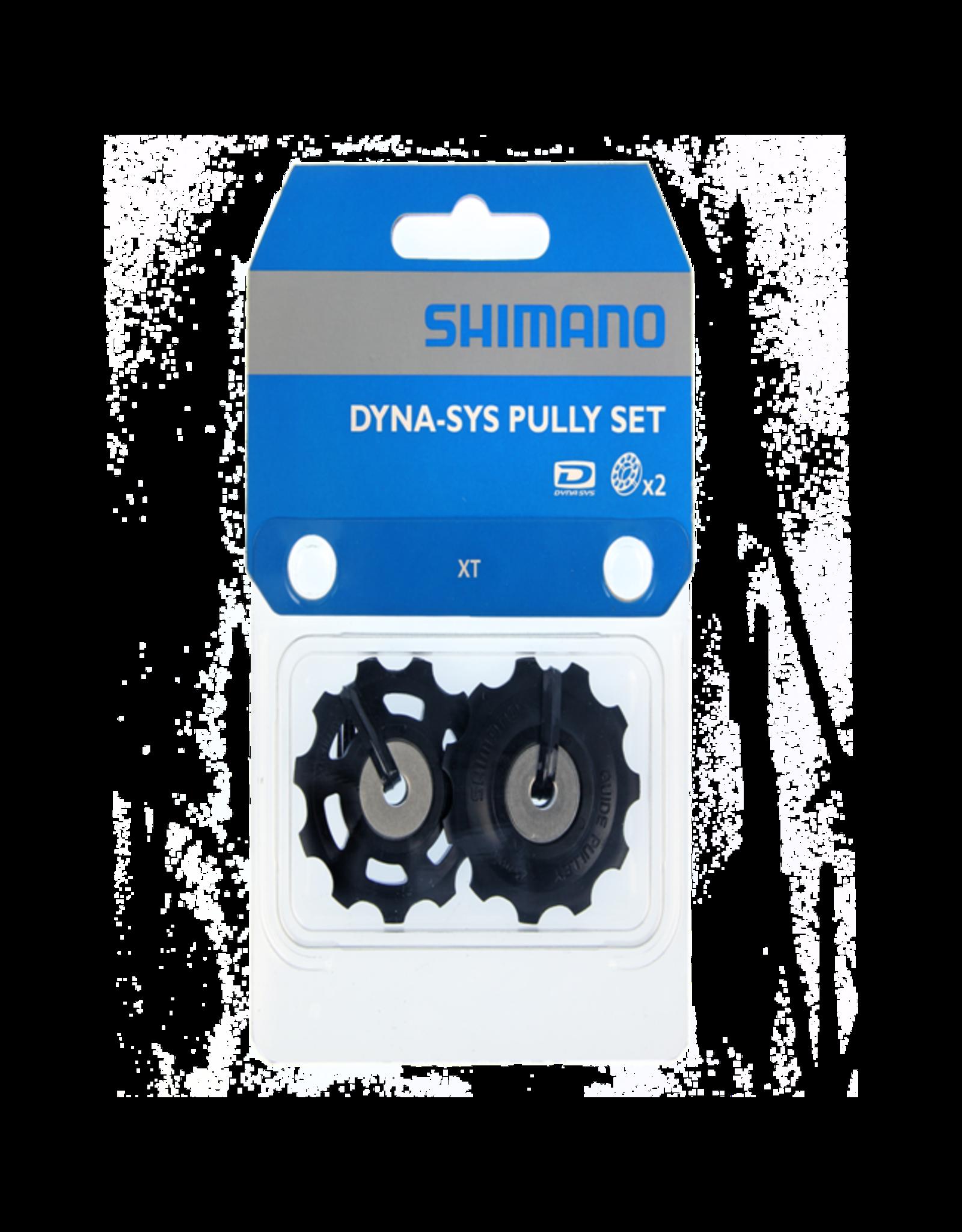 Shimano Pulley set Shim M773 XT 10v