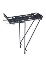 DAMCO Rear rack Damco black with spring