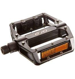 Evo Pédales Evo MX-6 plateformes alu axe chromo