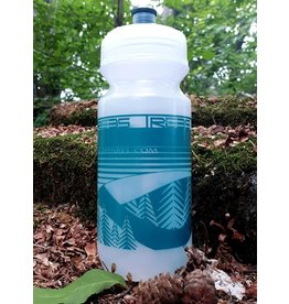 Trees Water bottle Trees Forest trans/teal