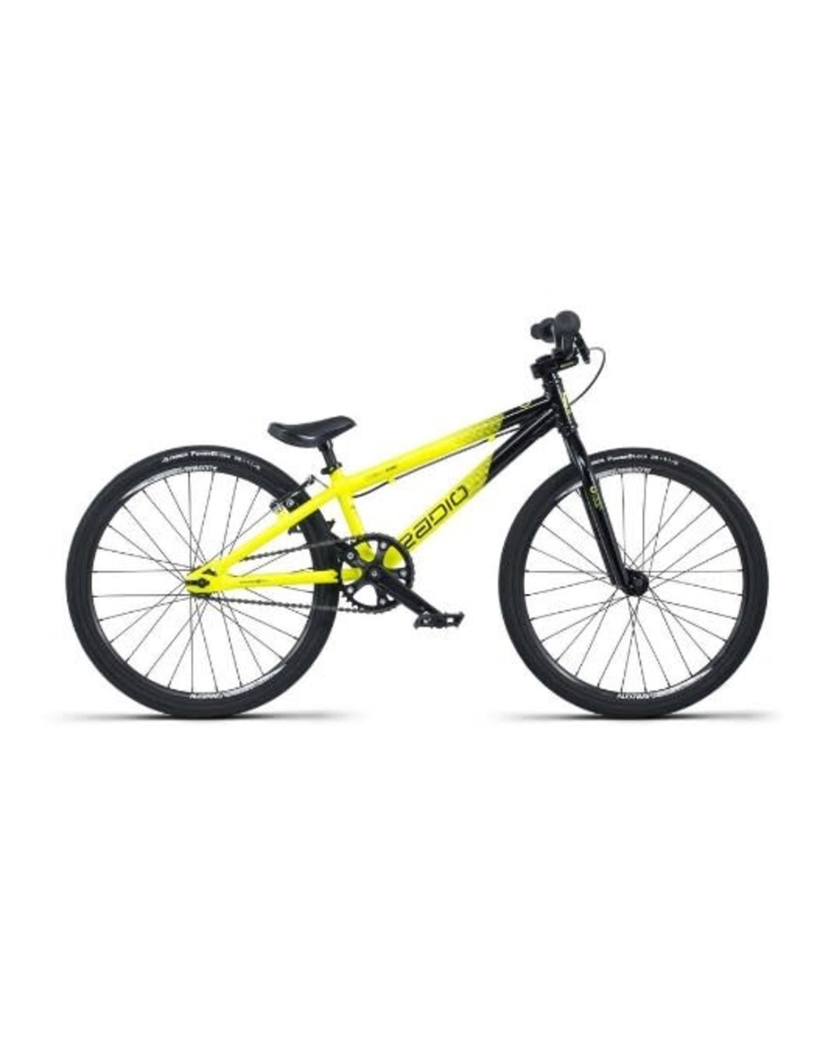 2021 Radio Race Cobalt Mini black/yellow