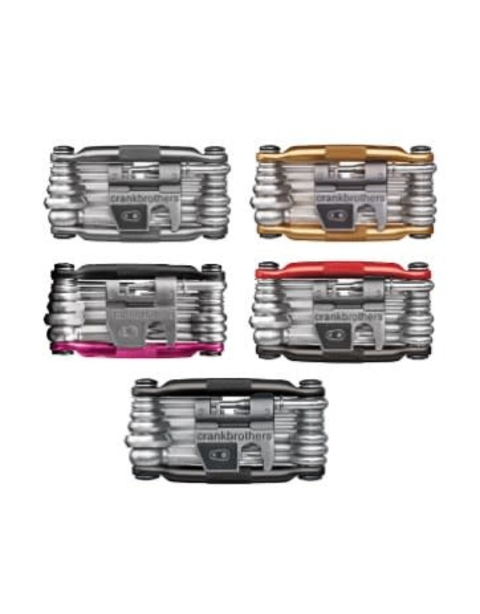 Crank Brothers Multi-outils CB M19
