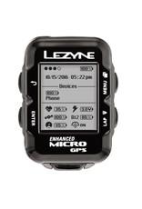 Lezyne Cyclomètre Lezyne Micro GPS ant+