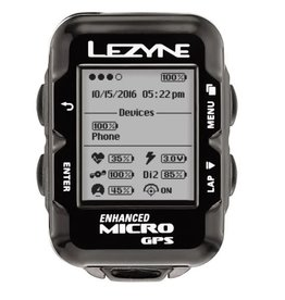 Lezyne GPS Lezyne Micro ant+