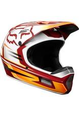 Fox Racing Casque Fox Rampage Comp cardinal XSmall
