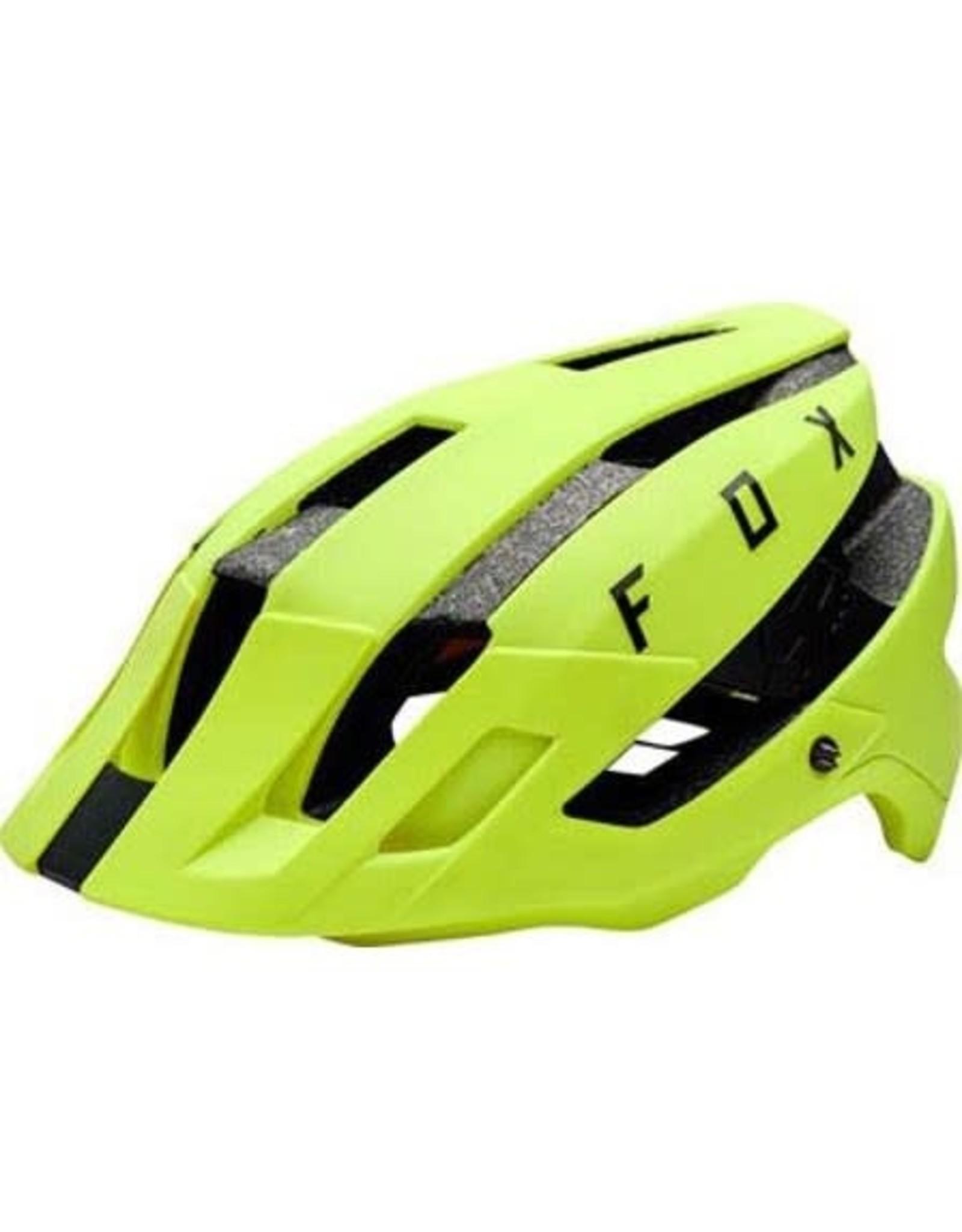 Fox Racing Casque Fox Flux Mips jaune/noir XS/S