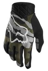 Fox Racing Gloves Fox Flexair camo vert 2XL