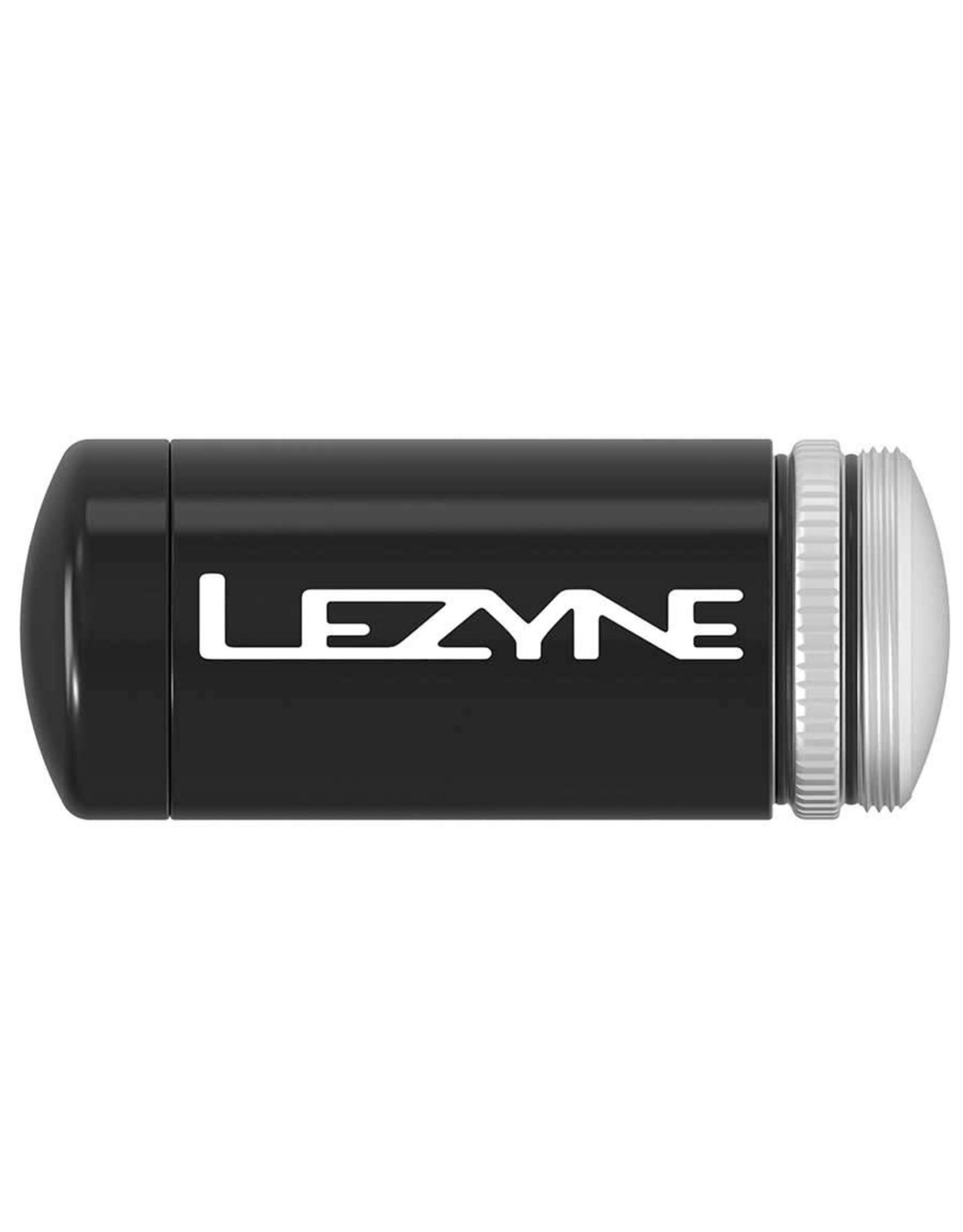 Lezyne Kit réparation tubeless Lezyne inclus outil alu et 5 plugs