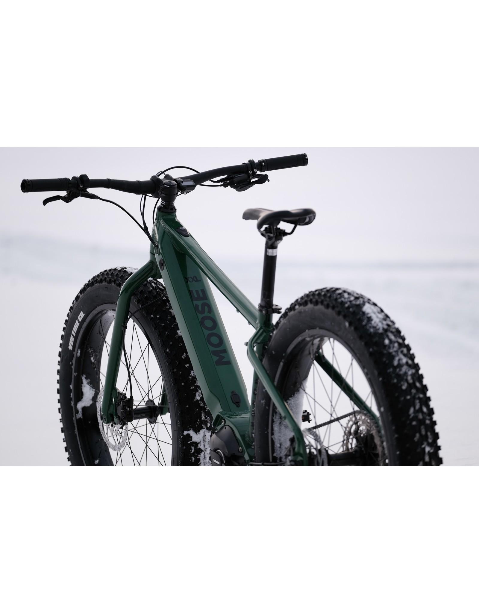 Moose 2021 Moose eFatbike green