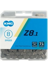 KMC Chaine KMC Z8.1 6/7/8v 116 maillons 7.1mm