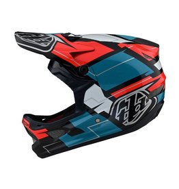 Troy Lee Designs Helmet Troy Lee Designs D3 Fiberlite
