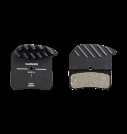Shimano Plaquettes frein Shim H03A ice tech resin (Saint,Zee)
