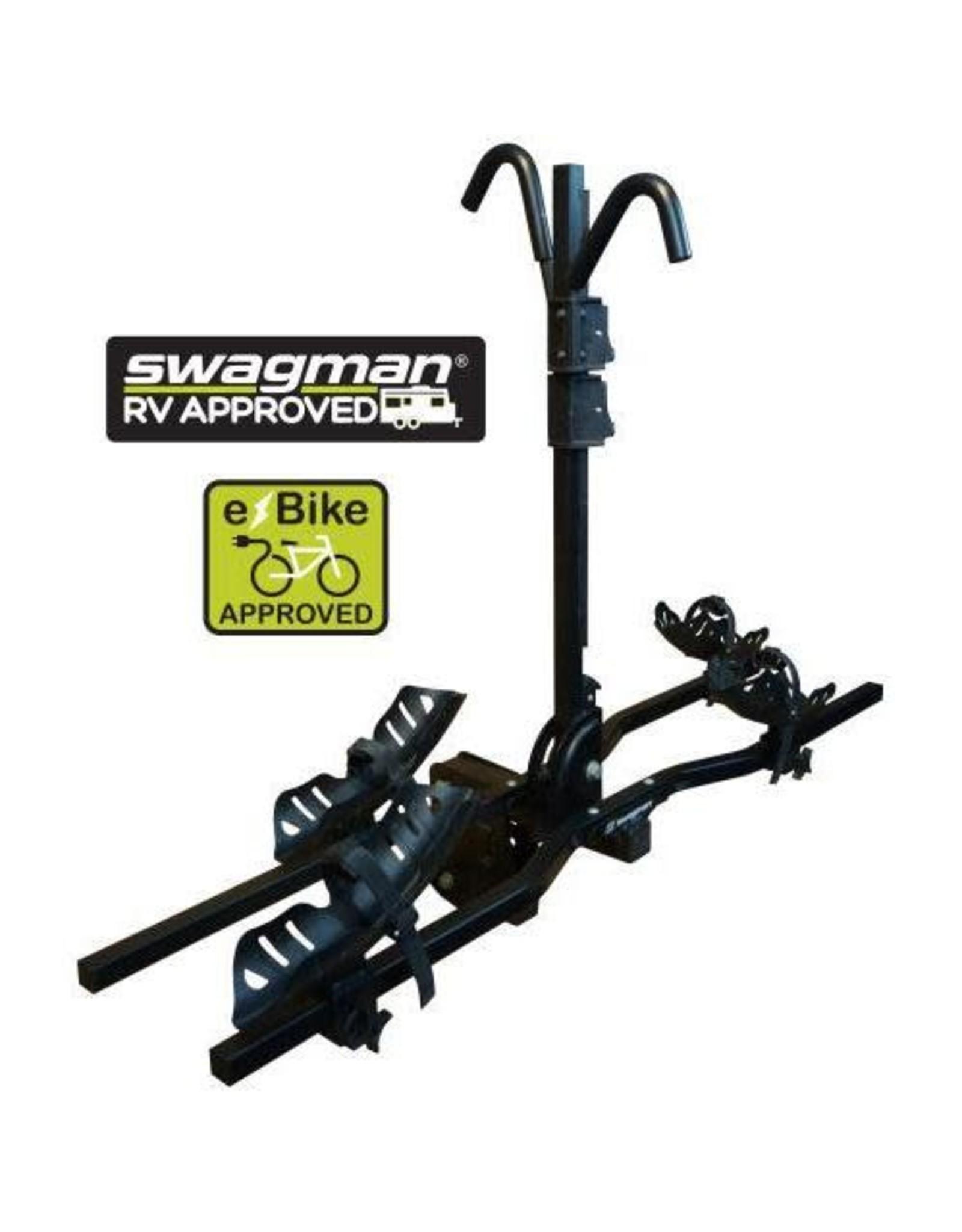 Swagman Support vélo Swagman E-Spec noir (E-Bike/RV)