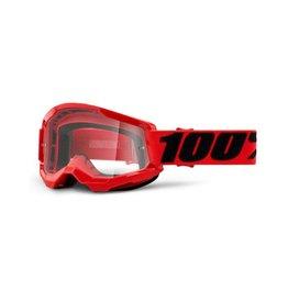 100% Goggle 100% Strata2