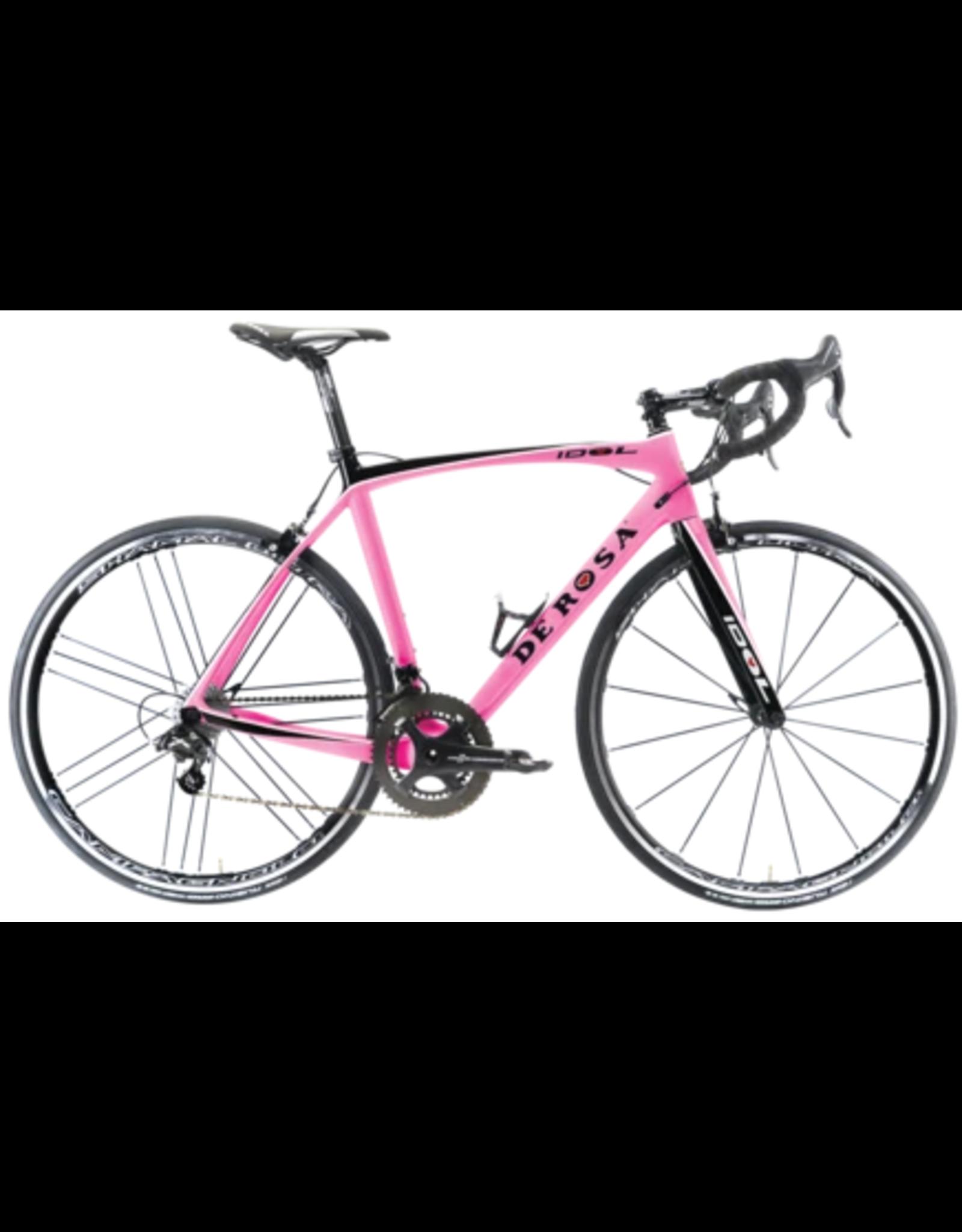 DeRosa 2018 DeRosa Idol Pink Ultegra 53cm DEMO
