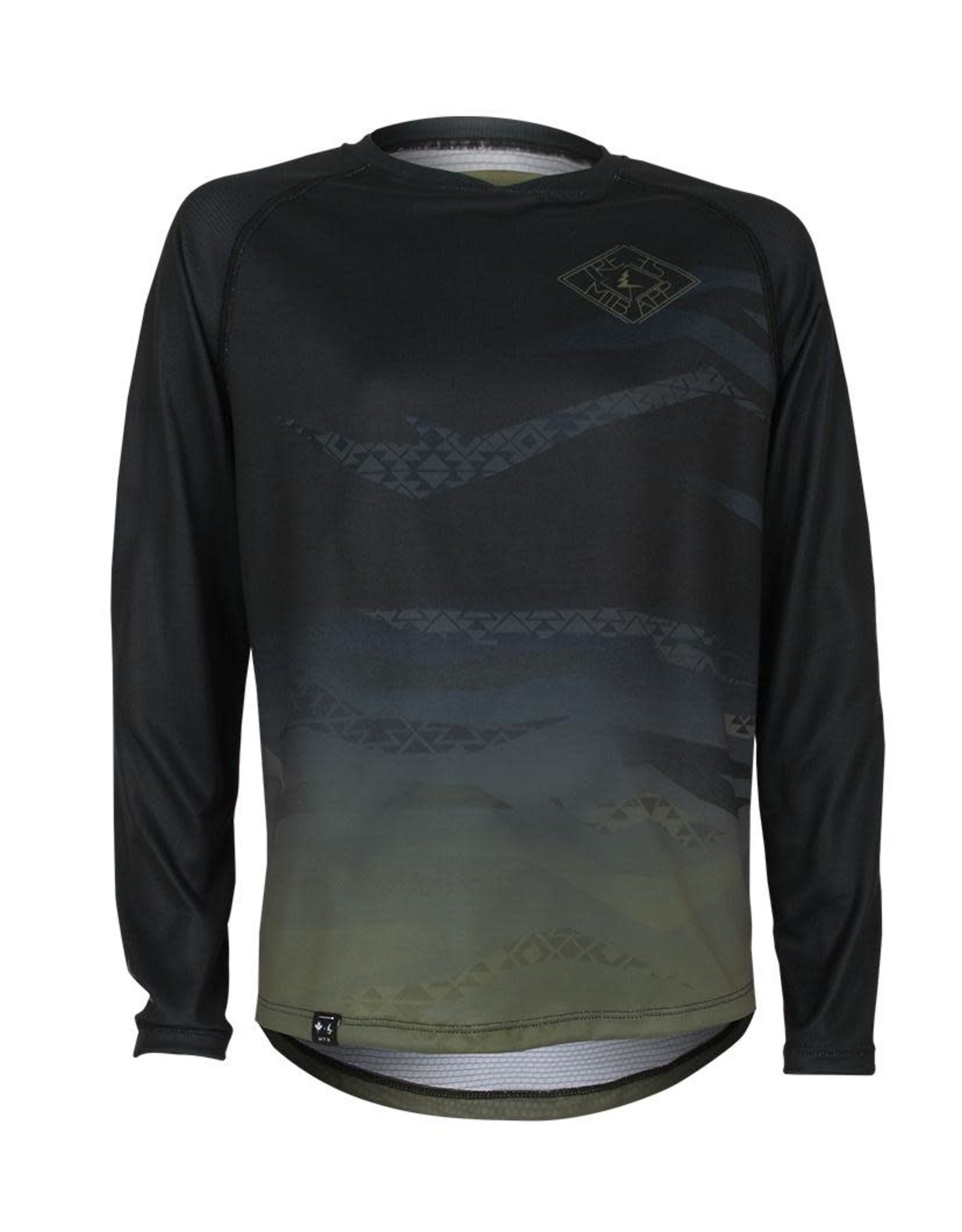 Trees Maillot Trees Switchback Jr