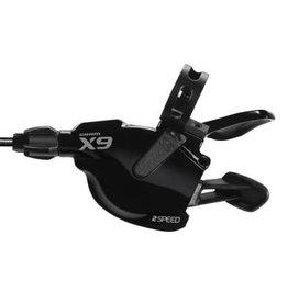 SRAM Shifter SRAM X9 2s black