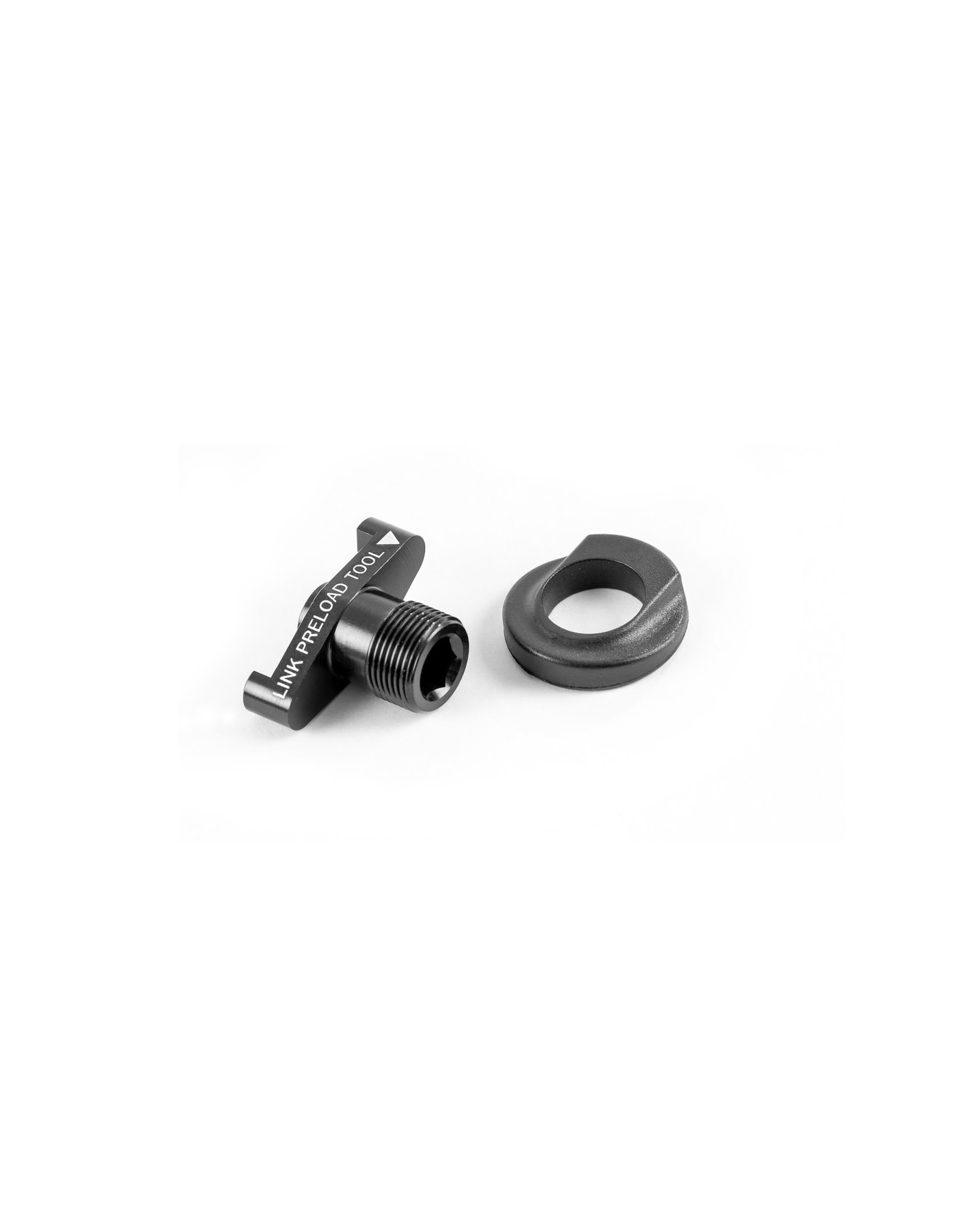 Orbea Preload tool SAG Orbea Rallon + washer (black)