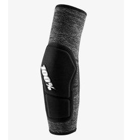 100% Elbow guard 100% RideCamp grey hea/black