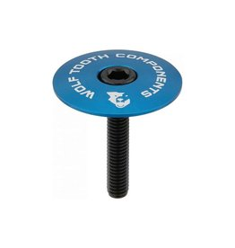 Wolf Tooth components Stem cap + bolt Wolf Tooth Ultralight 1-1/8''