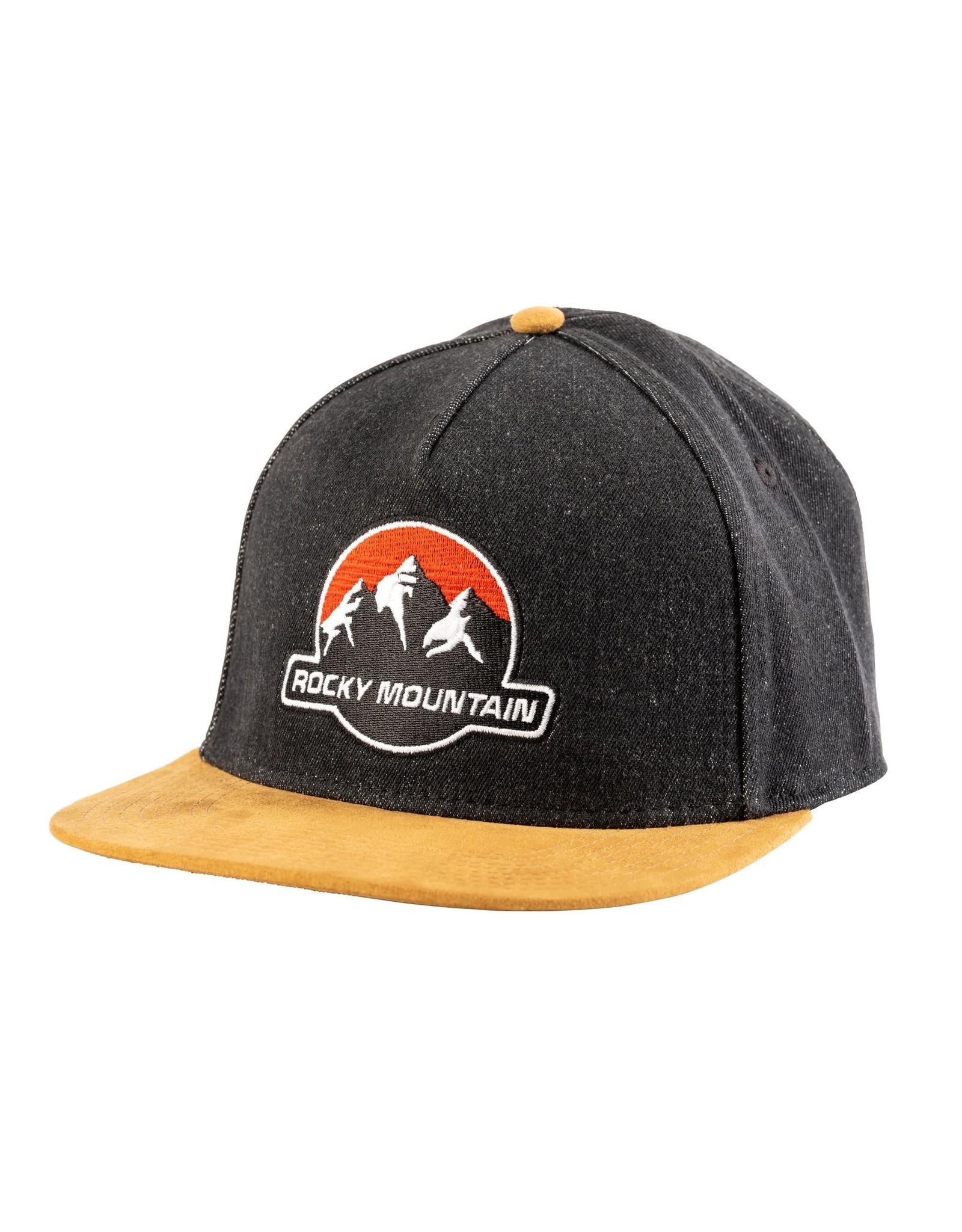 Rocky Mountain Casquette Rocky Logo Classic 2.0 noir/beige