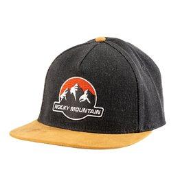 Rocky Mountain Rocky Logo Classic hat 2.0 black/tan