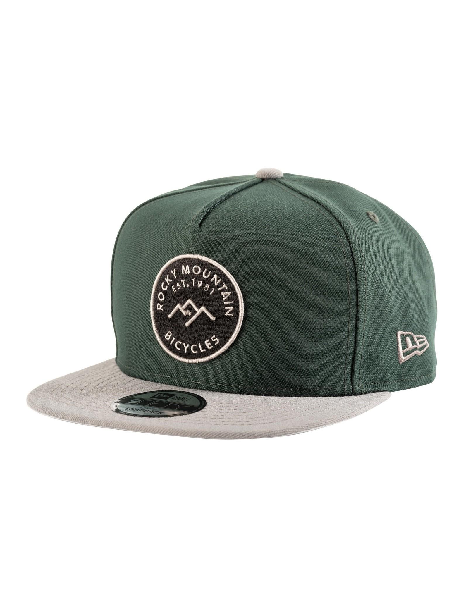 Rocky Mountain Rocky hat Perez green/grey