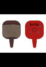 Kool-Stop Plaquettes frein Kool-Stop D700 (Tektro)