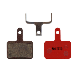 Kool-Stop Plaquettes frein Kool-Stop D620 (Shim B01S)
