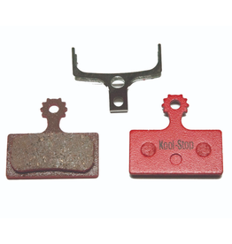 Kool-Stop Brake pads Kool-Stop D635 org (Shim G03A) M988/M785/M675