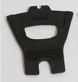 Shimano Pad spacer Sram 1.8mm (4 pistons)