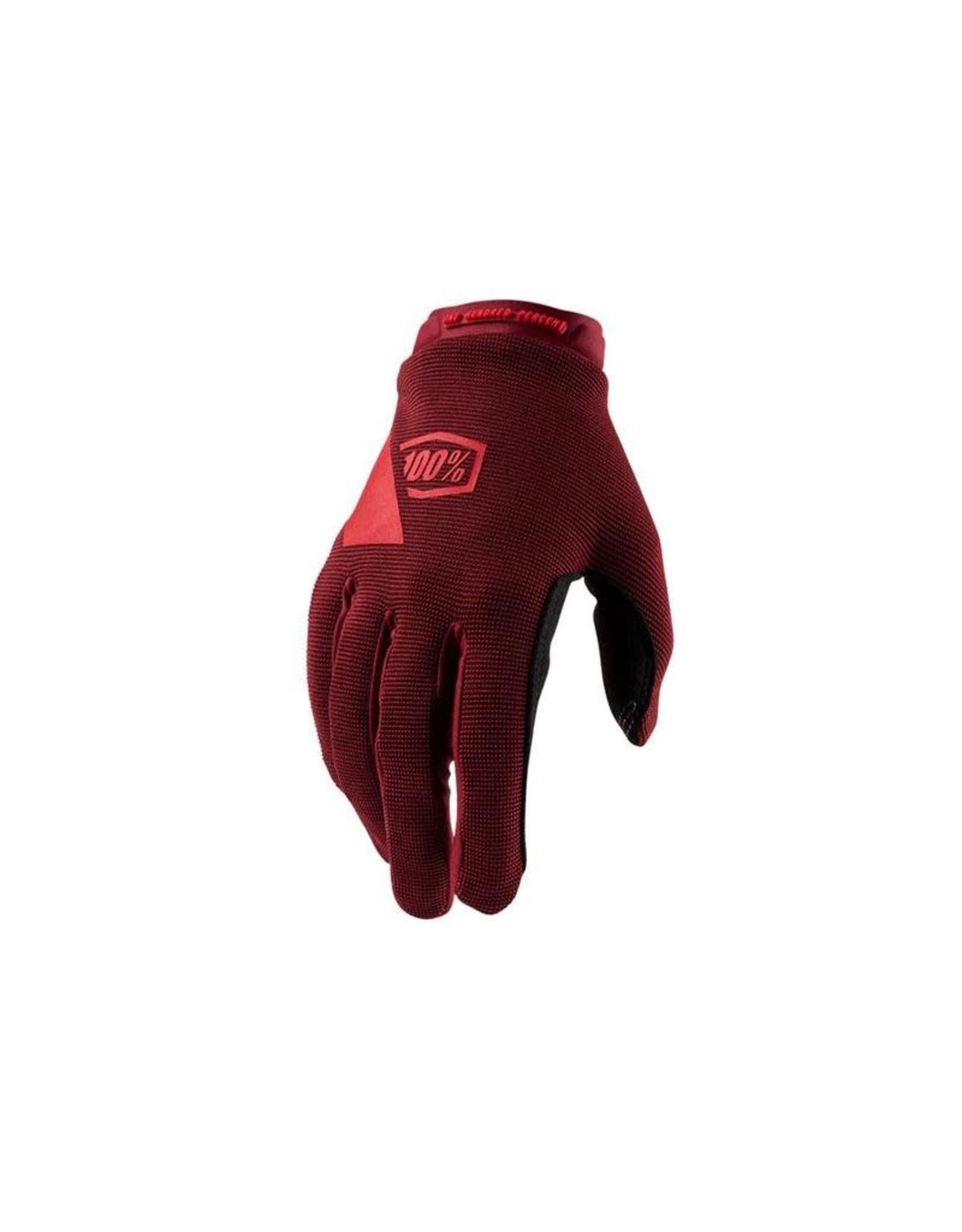 100% Gloves 100% Ridecamp Women's