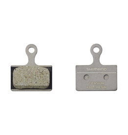 Shimano Plaquettes frein Shim K03TI resin/titane (Dura/Ulte/105)