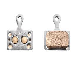 Shimano Plaquettes frein Shim K04S metal (Dura/Ulte/105)