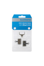 Shimano Plaquettes frein Shim K04TI metal/titane (Dura/Ulte/105)