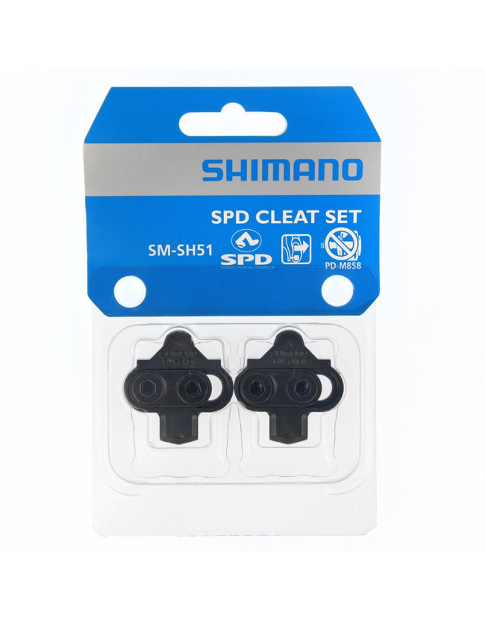 Shimano Cleats Shimano SH51 SPD single release