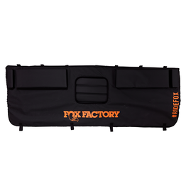 Fox Factory Tailgate pad Fox Fact. Overland noir (pick-up pad)