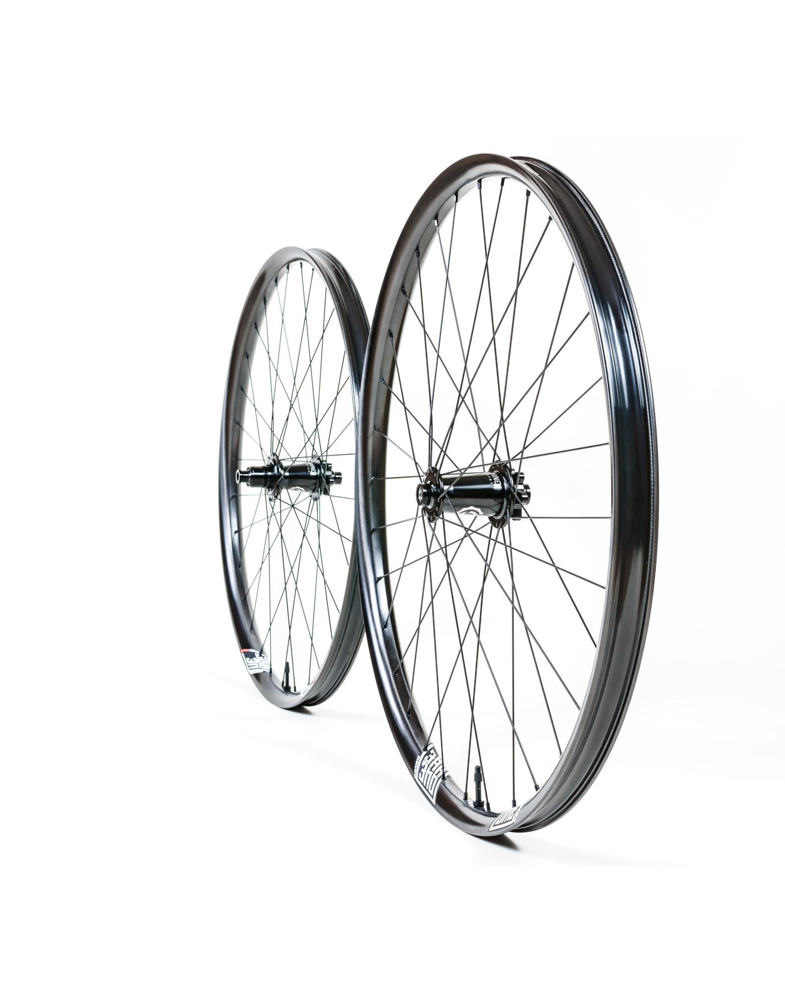 """WeAreOne Wheelset 29"""" WeAreOne Union i9 Hydra 110x15/148x12 Micro C-Lock CX-Ray"""