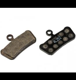 SRAM Plaquettes frein SRAM Trail/Guide org/acier
