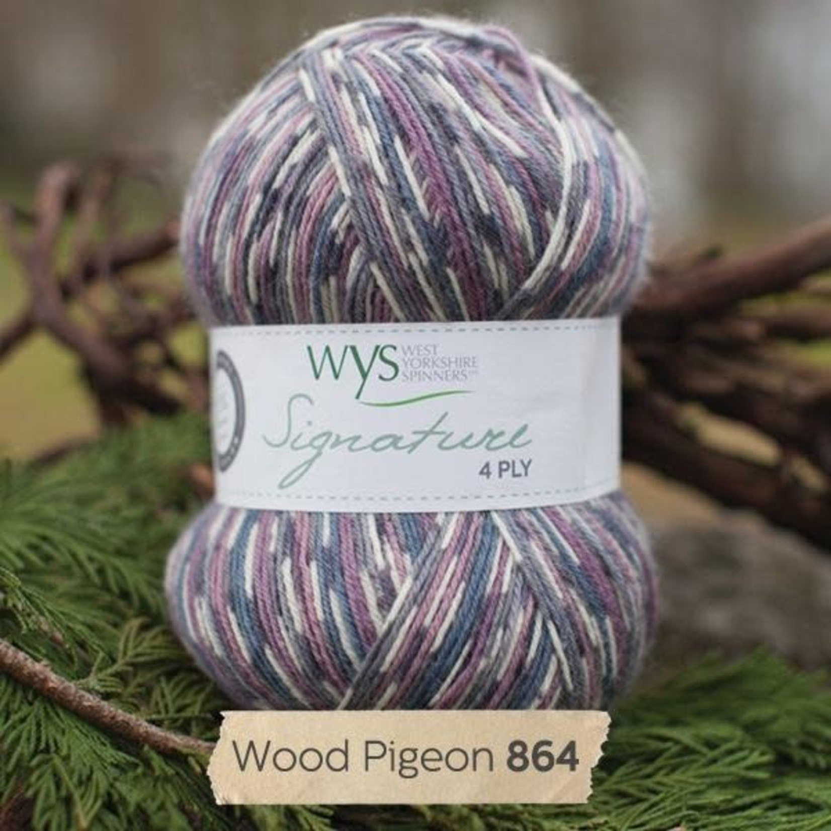 "West Yorkshire Spinners Signature 4ply ""Country Birds Collection"" by West Yorkshire Spinners"