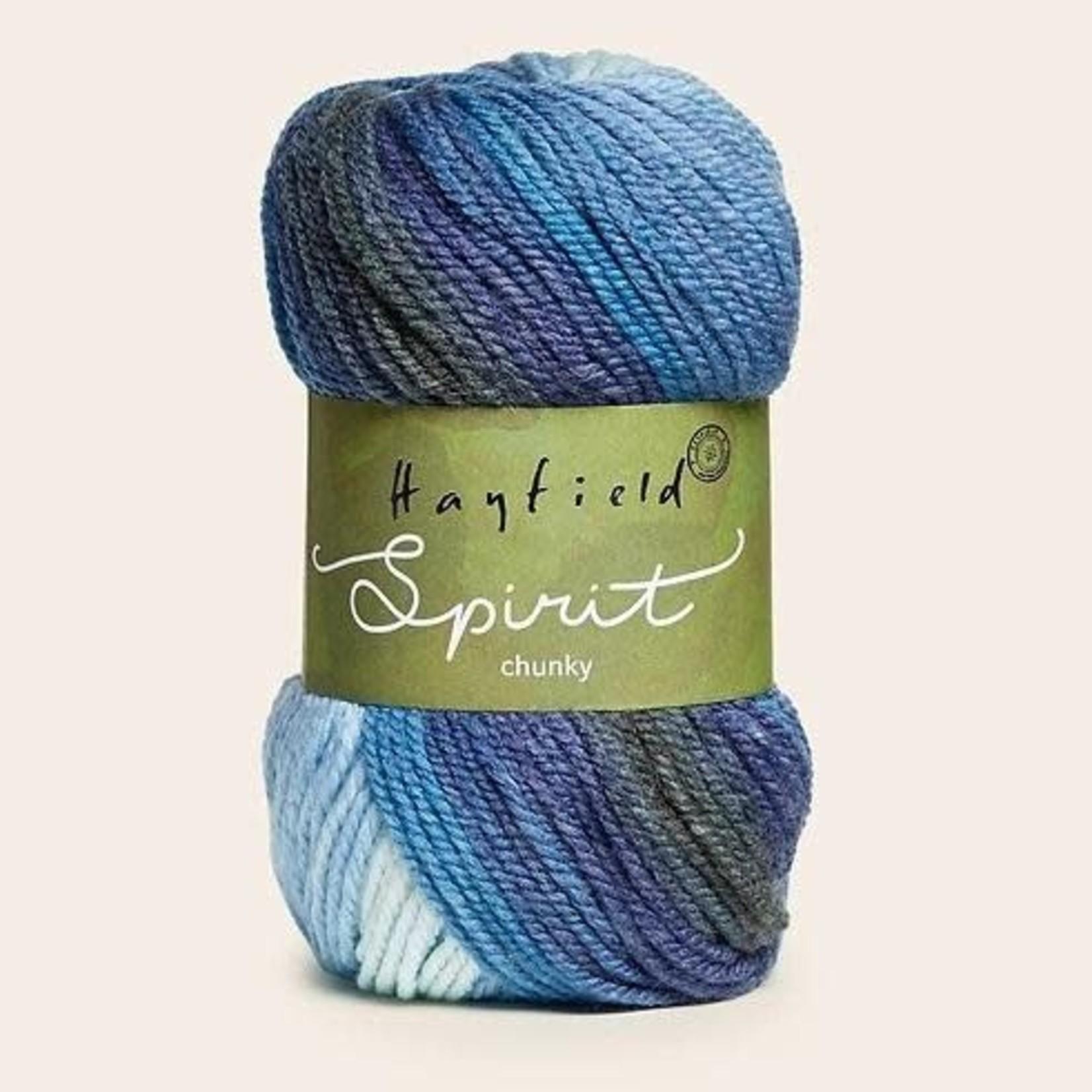 Hayfield Yarn Spirit Chunky by Hayfield