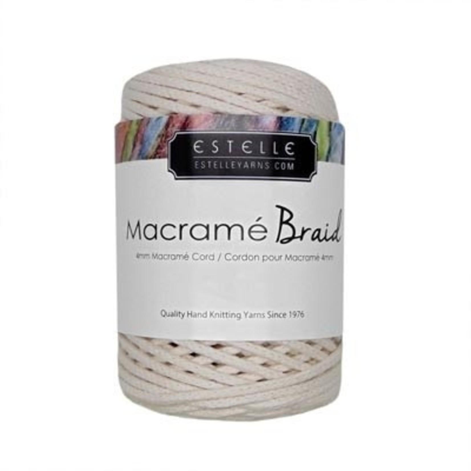 Estelle Macrame Braid by Estelle Yarns