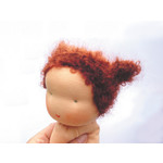 De Witte Engel Doll Hair by De Witte Engel